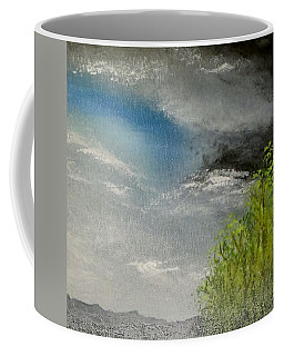 Cloudy Sky Coffee Mug by Tim Townsend