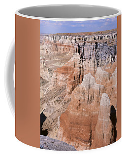 Coal Mine Canyon 1-v Coffee Mug