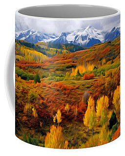 Colorful Colorado At It's Best Coffee Mug