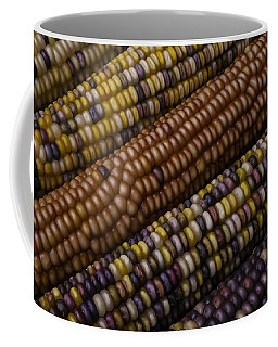 Colorful Indian Corn Coffee Mug