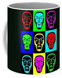 Comedy And Tragedy Coffee Mug