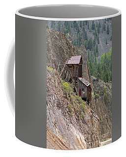 Commodore Mine On The Bachelor Historic Tour Coffee Mug