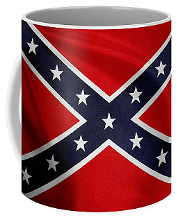 Confederate Flag Coffee Mug