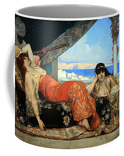 Constant's The Favorite Of The Emir Coffee Mug by Cora Wandel