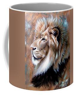 Copper King - Lion Coffee Mug