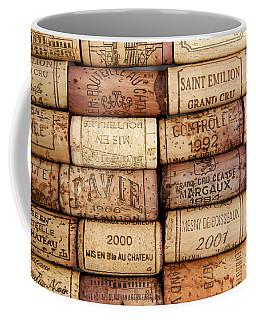 Corks Coffee Mug