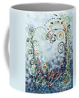 Crazy Love Jazz Coffee Mug by Holly Carmichael