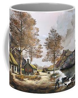 Crofters Cottages Coffee Mug