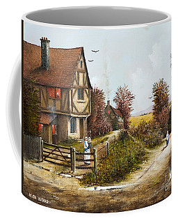 Cropthorne - Worcester Coffee Mug