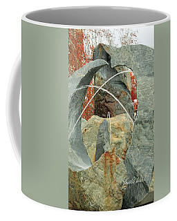Crossing Paths II Coffee Mug
