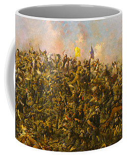 Custers Last Stand Coffee Mug