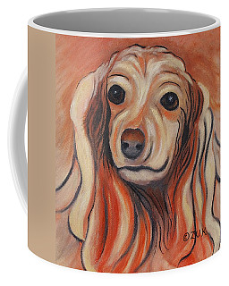 Daschound Coffee Mug