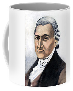 Coffee Mug featuring the painting David Brearley (1745-1790) by Granger