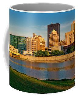 D4u-379 Dayton Skyline Photo Coffee Mug