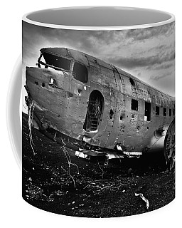 Coffee Mug featuring the photograph Dc-3  by Gunnar Orn Arnason