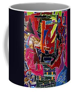 Definitively Every Direction Coffee Mug