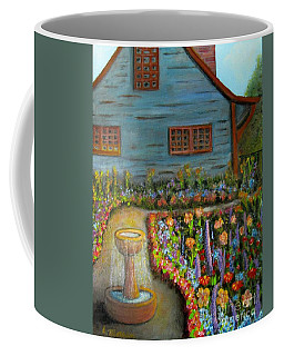 Dream Garden Coffee Mug