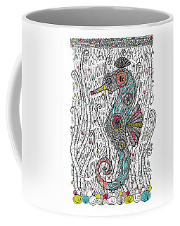 Dream Seahorse Coffee Mug
