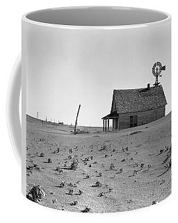 Dust Bowl, 1938 Coffee Mug