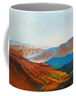 East Fall Blue Ridge Mountains 2 Coffee Mug