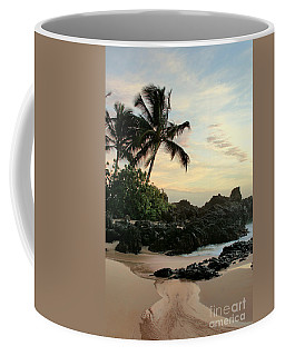 Edge Of The Sea Coffee Mug