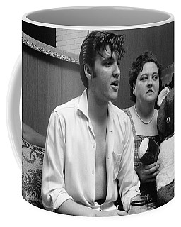 Music Rock Elvis Presley Coffee Mugs