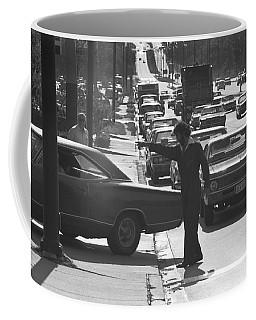 Energy Crisis Gasoline Lines Coffee Mug