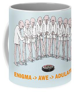 Enigma Coffee Mug