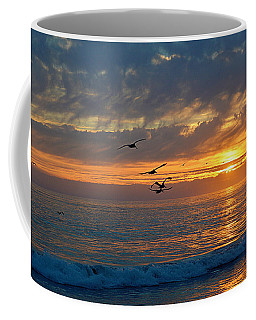 Eventide Coffee Mug by AJ  Schibig