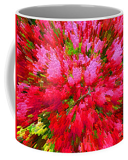 Explosion Of Spring Coffee Mug by Alys Caviness-Gober