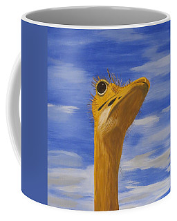 Eye To The Sky Coffee Mug by Tim Townsend