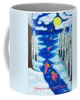 Faery Merry Christmas Coffee Mug