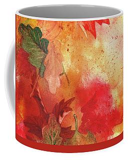 Fall Impressions  Coffee Mug