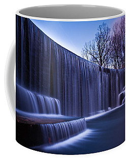 Falling Water Coffee Mug by Mihai Andritoiu
