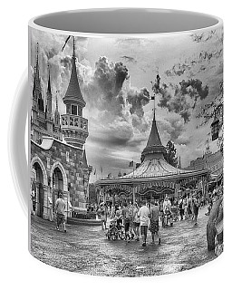 Coffee Mug featuring the photograph Fantasyland by Howard Salmon