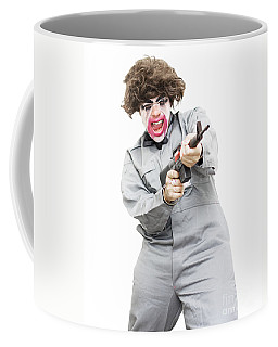 Female Psycho Killer Coffee Mug
