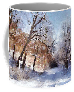 First Snowy Day Coffee Mug