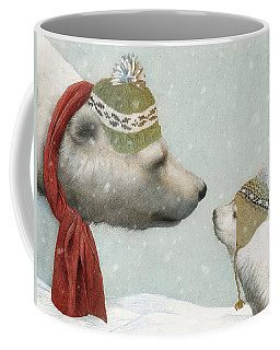First Winter Coffee Mug