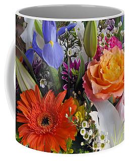 Floral Bouquet 5 Coffee Mug