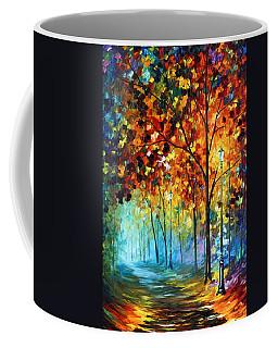 Fog Alley Coffee Mug