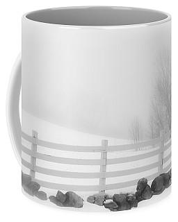 Foggy Winters Day Coffee Mug
