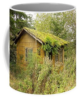 Coffee Mug featuring the photograph Forgotten But Not Gone by Sean Griffin