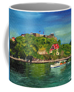 Fort George Grenada Coffee Mug