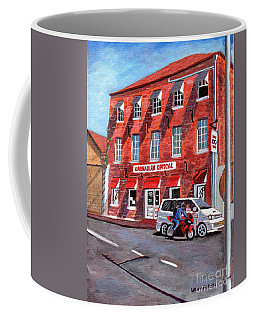 Georgian Style Coffee Mug
