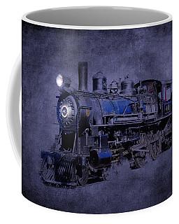 Coffee Mug featuring the photograph Ghost Train by Gunter Nezhoda