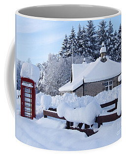 Glenlivet Snow Coffee Mug