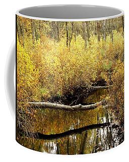 Golden Creek Coffee Mug