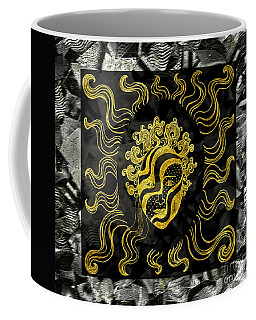 Golden God Coffee Mug