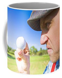 Golf Mid Game Crisis Coffee Mug