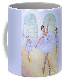 Grace Of Dance. Inspirations Collection. Coffee Mug
